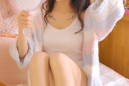 长腿美女萝莉清新诱惑性感写真