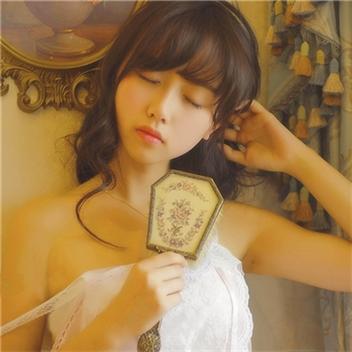 唯美可爱的微信女生头像图片素材