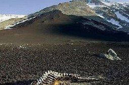 令人心惊胆颤 中国昆仑山死亡谷