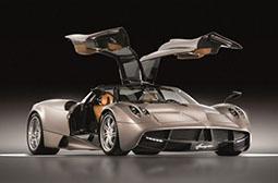意大利超跑汽车帕加尼Huayra高清壁纸大全