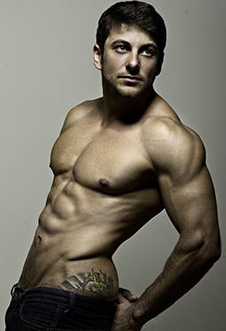欧美帅哥性感迷人的肌肉图片大全