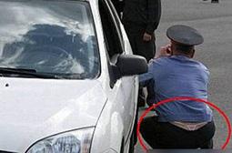 警察叔叔的性感内裤邪恶内涵图片