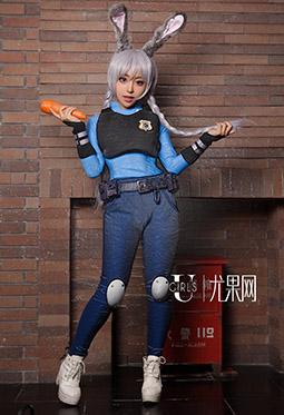 尤果网内地模特素衣cosplay图片大全