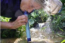可以净化污水的吸管创意产品图片