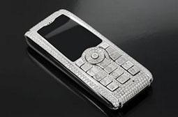 百万钻石手机创意产品图片大全精选