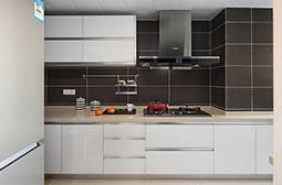 现代时尚宜家风格厨房装修效果图