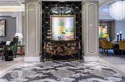 跃层别墅现代豪华风高清装修图片