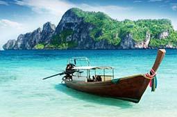 摄影水面上的船只唯美风景图片大全