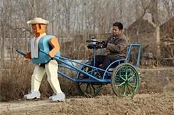 让外国人吓尿的中国设计趣图集